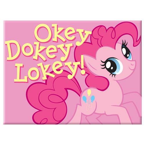 My Little Pony Pinkie Pie Okey Dokey Lokey Magnet
