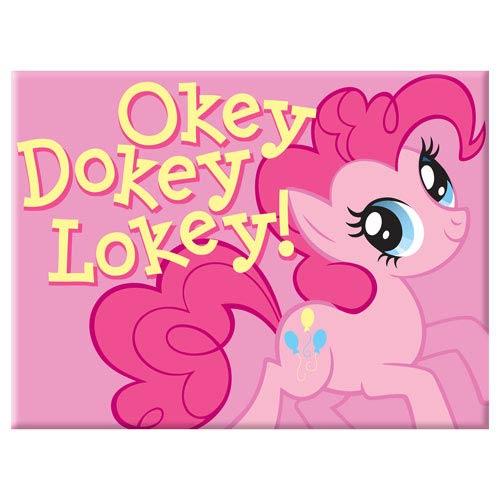 My Little Pony Pinkie Pie Okey Dokey Lokey Magnet
