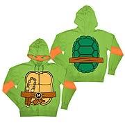 Teenage Mutant Ninja Turtles Michaelangelo Hoodie