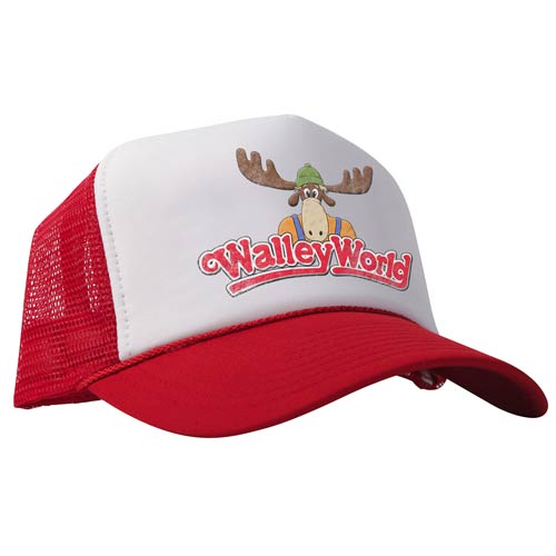National Lampoon's Vacation Wally World Trucker Hat