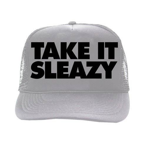 Workaholics Take It Sleazy Trucker Hat