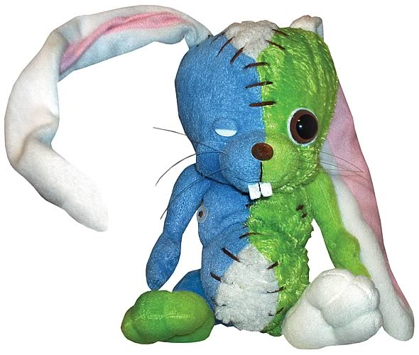Alex Pardee Harm Plush