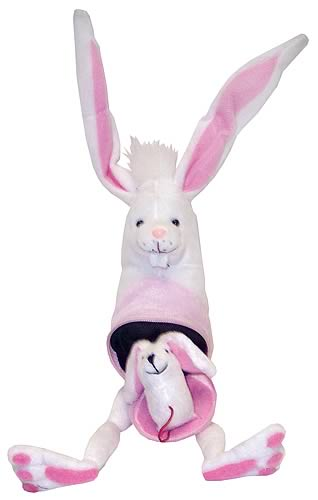 Bunnywith Baby Plush