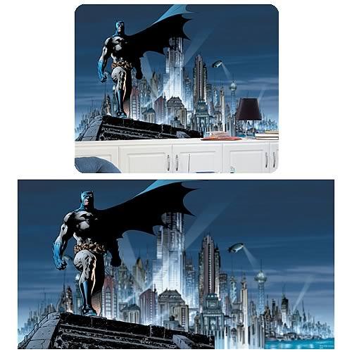 Batman Chair Rail Prepasted Mural