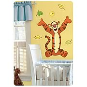 Winnie the Pooh Tigger Peel and Stick Giant Wall Applique