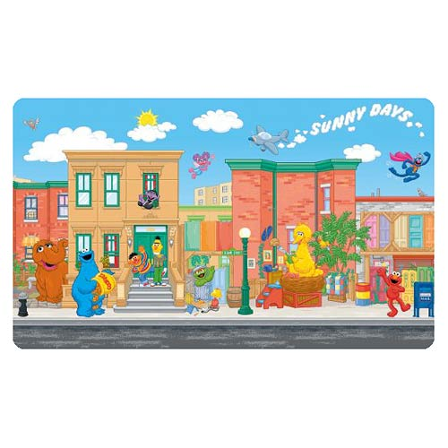 Sesame_Street_Chair_Rail_Giant_UltraStrippable_Prepasted_Mural