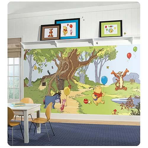 Winnie_the_Pooh_and_Friends_Chair_Rail_Prepasted_Wall_Mural