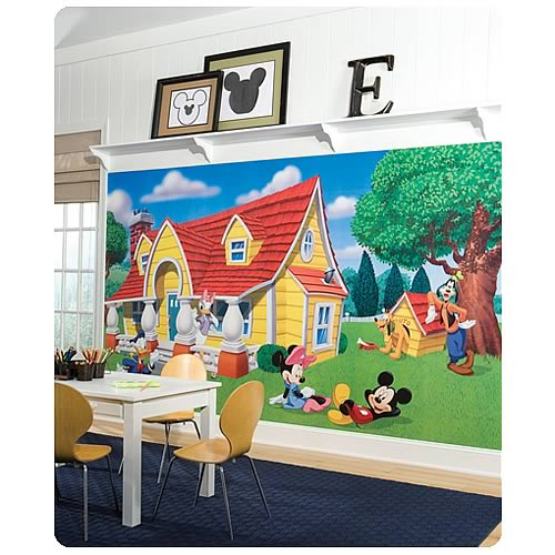 Disney_Mickey_and_Friends_Chair_Rail_Prepasted_Wall_Mural