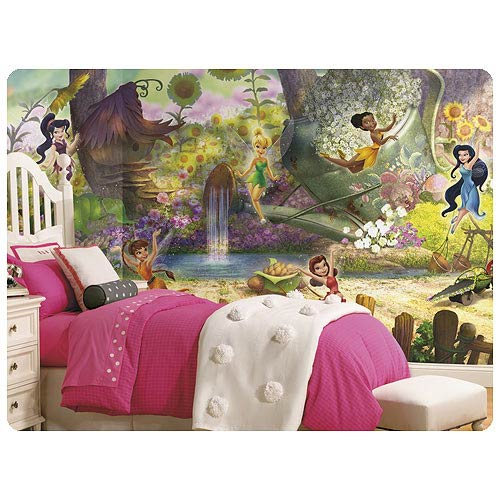 Disney_Fairies_Pixie_Hollow_Full_Wall_Mural