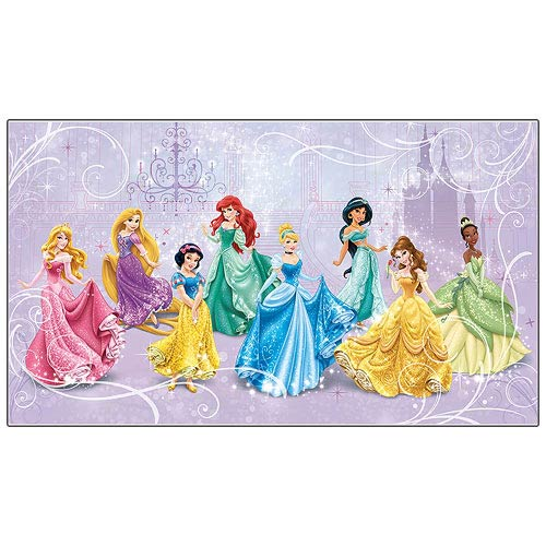 Disney Princesses Royal Debut Pre-Pasted Wall Mural