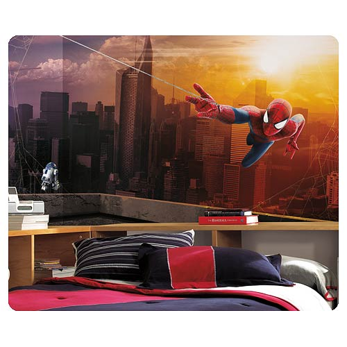 The Amazing Spider-Man 2 Full Wall Mural