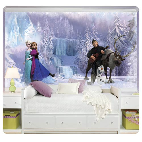 Frozen Full Wall Mural
