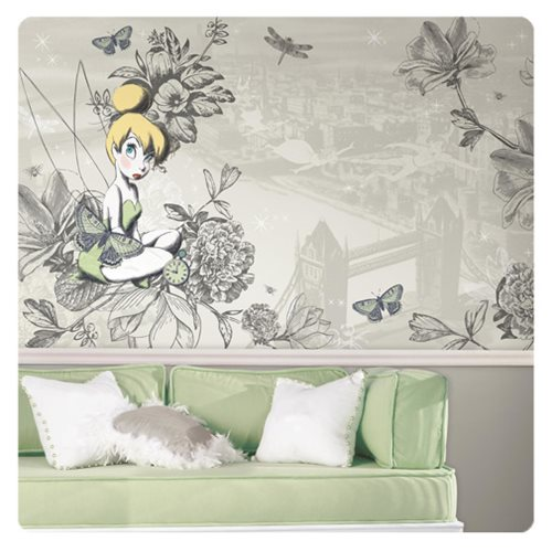 Tinker_Bell_Vintage_XL_Chair_Rail_Prepasted_Mural