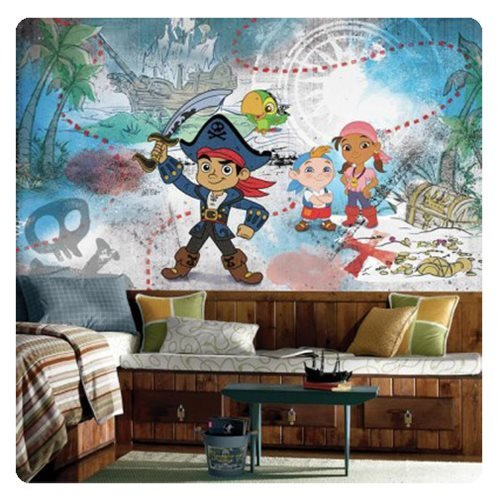 Captain_Jake_and_the_Never_Land_Pirates_XL_Chair_Rail_Prepasted_Mural