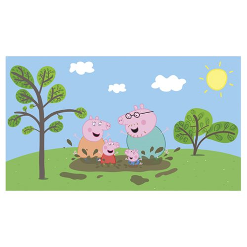 Peppa_the_Pig_XL_Chair_Rail_Prepasted_Mural