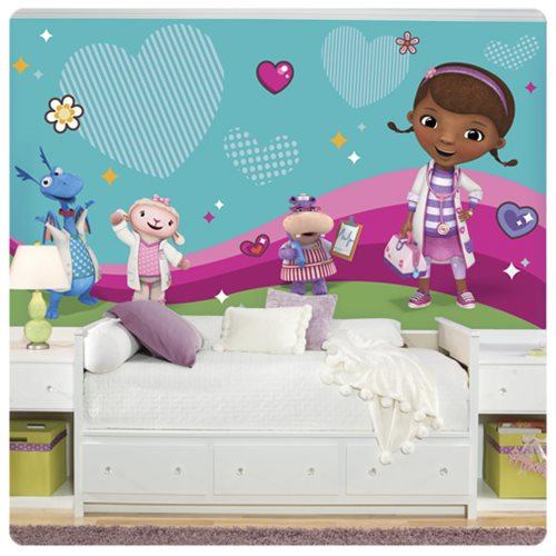 Doc_McStuffins_and_Friends_XL_Chair_Rail_Prepasted_Mural
