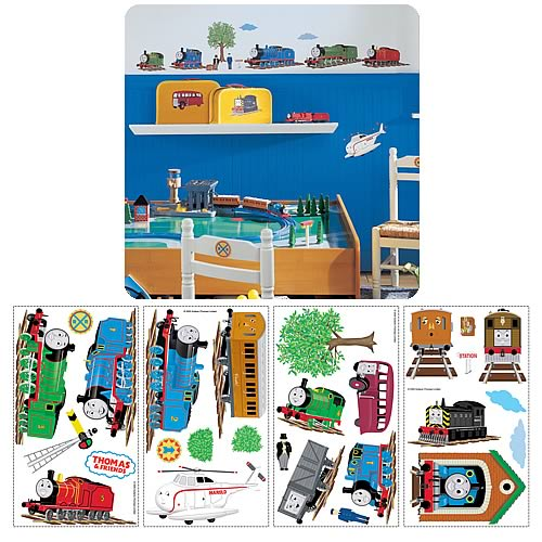 Thomas And Friends Peel And Stick Wall Applique Part 47