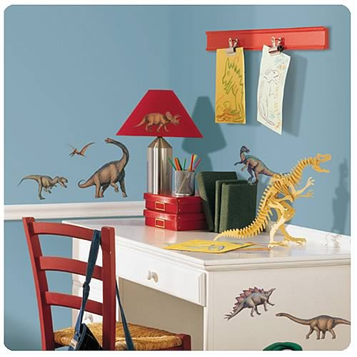 Dinosaurs Peel and Stick Wall Appliques