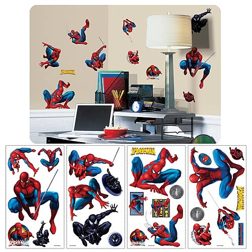 Spider-Man Peel and Stick Wall Applique
