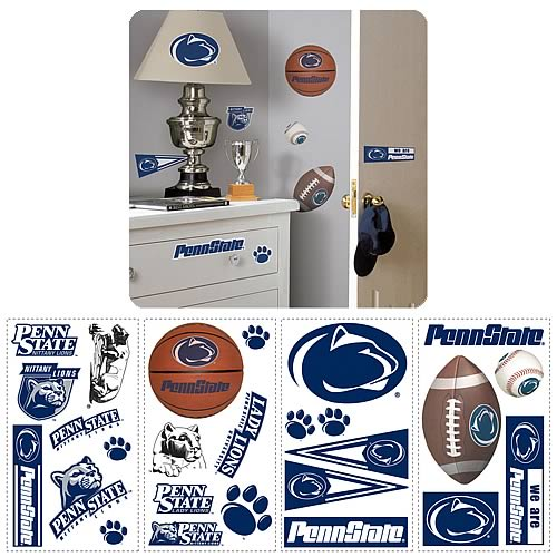Penn State University Peel and Stick Wall Applique