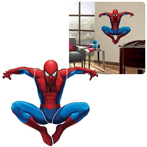 Spider-Man Peel and Stick Giant Wall Appliqué