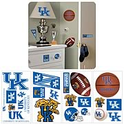 University Of Kentucky Peel and Stick Wall Applique
