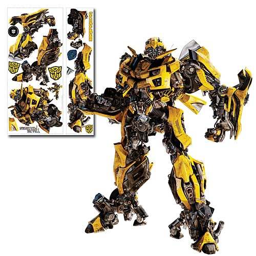 Transformers Bumblebee Giant Applique