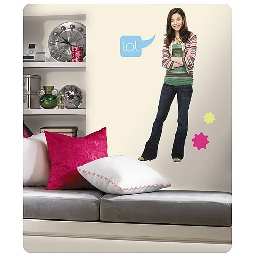 iCarly Peel and Stick Giant Applique