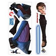 Star Wars Clone Wars Anakin Giant Wall Applique
