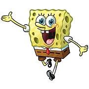 Spongebob Squarepants Giant Wall Applique