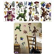 Toy Story 3 Peel and Stick Wall Appliques
