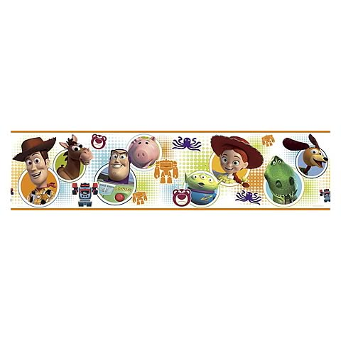 Toy Story 3 Peel and Stick Border Applique