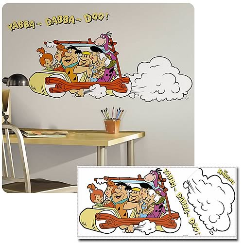 Flintstones Giant Wall Applique
