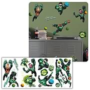 Green Lantern Peel and Stick Wall Applique