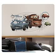 Cars Mater Collage Wall Sticker