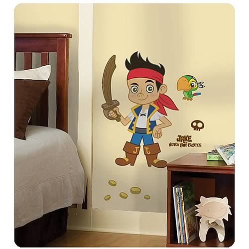 Jake and Never Land Pirates Giant Wall Decal