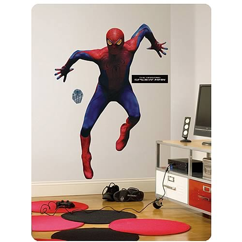 Amazing Spider-Man Movie Giant Wall Decal