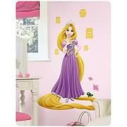 Disney Tangled Rapunzel Glow in the Dark Giant Wall Decal
