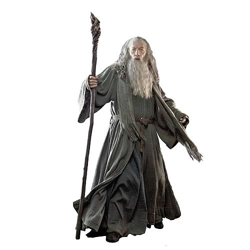 Hobbit Gandalf Giant Peel and Stick Wall Decal