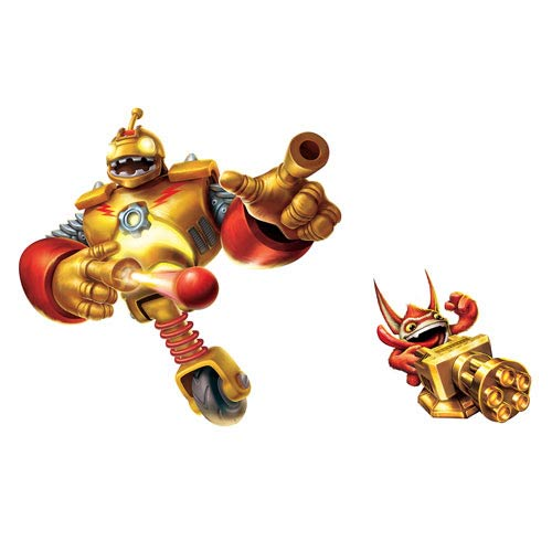 Skylanders Giants Bouncer and Trigger Happy Giant Wall Decal