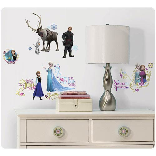Frozen Peel and Stick Wall Decal
