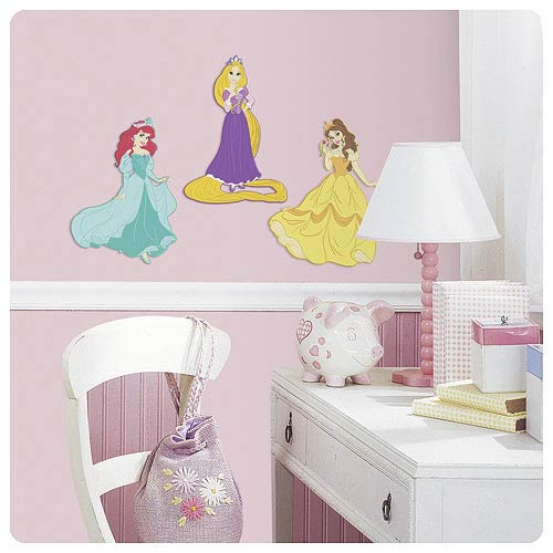 Disney Princess Foam Wall Decals