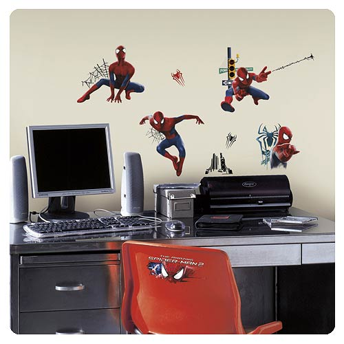 The Amazing Spider-Man 2 Wall Decals