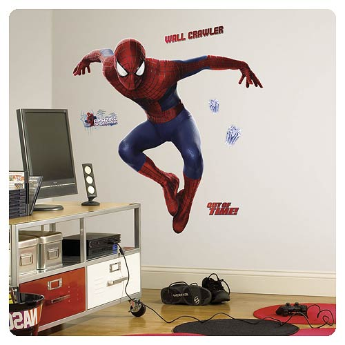 The Amazing Spider-Man 2 Spidey Wall Decal