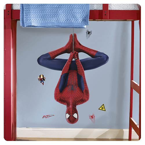 The Amazing Spider-Man 2 Hanging Out Wall Decal