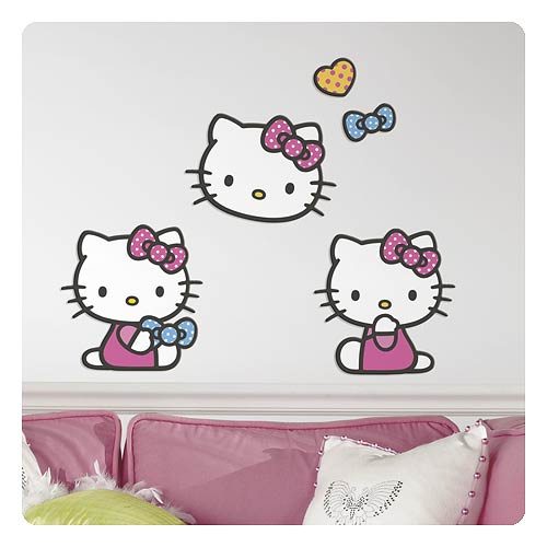 Hello Kitty Foam Character