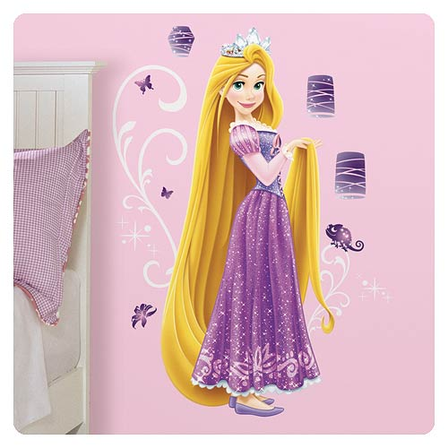 Disney Princess Rapunzel Giant Wall Decal