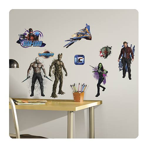 Guardians of the Galaxy Peel and Stick Wall Decals