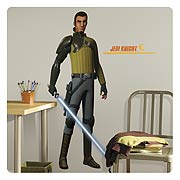 Star Wars Rebels Kanan Peel and Stick Giant Wall Decal