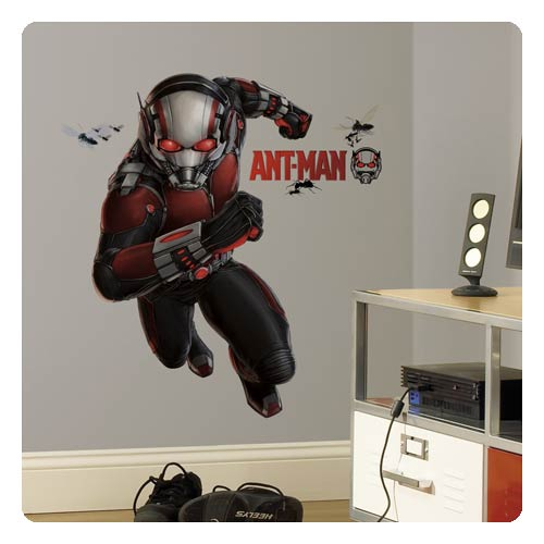 Ant-Man Peel and Stick Giant Wall Decal